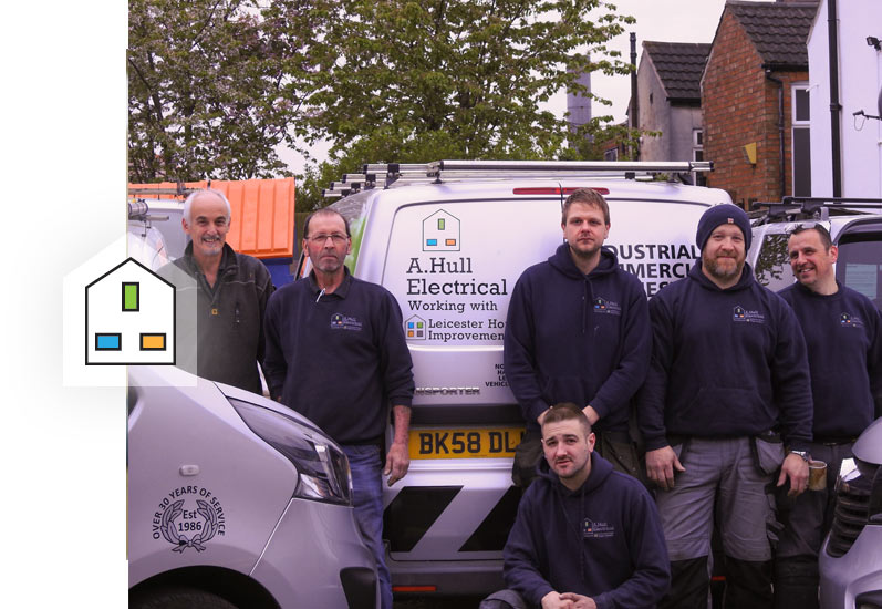 About A. Hull Electrical