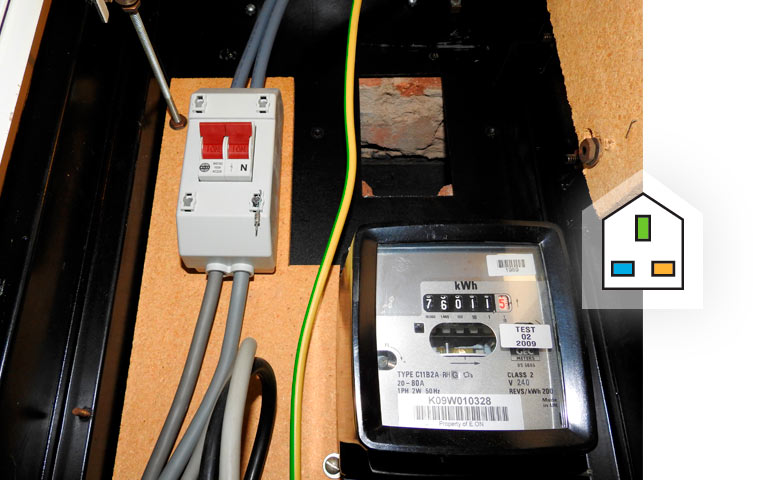 Electrical installations Leicestershire