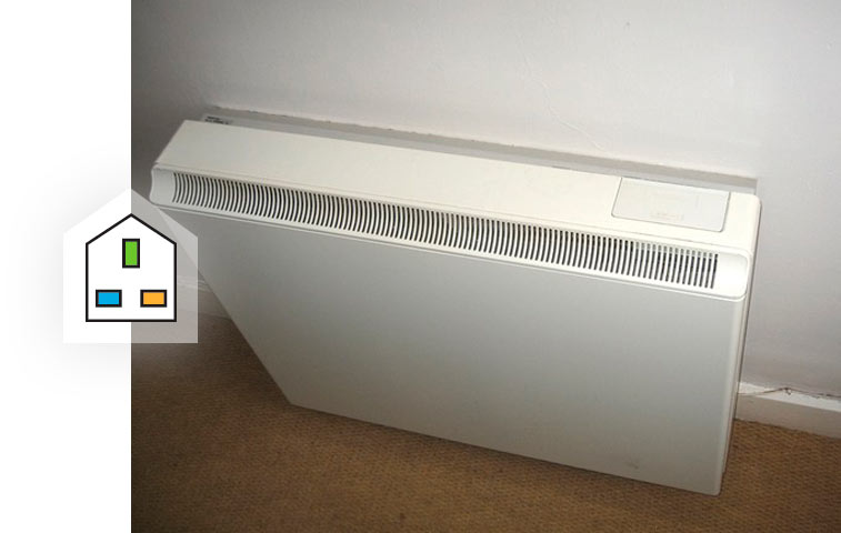 Storage heating and Economy 7 Leicestershire