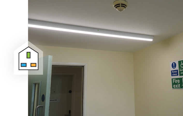 Lighting and emergency lighting Leicestershire